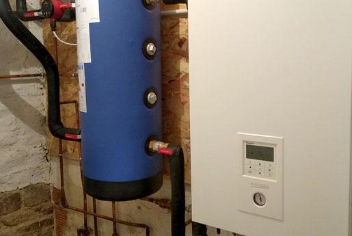 Système de chauffage seul par pompe à chaleur