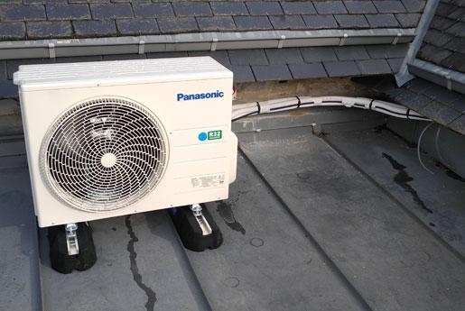 Installation d'un système de ventilation en Bretagne par Climarvor