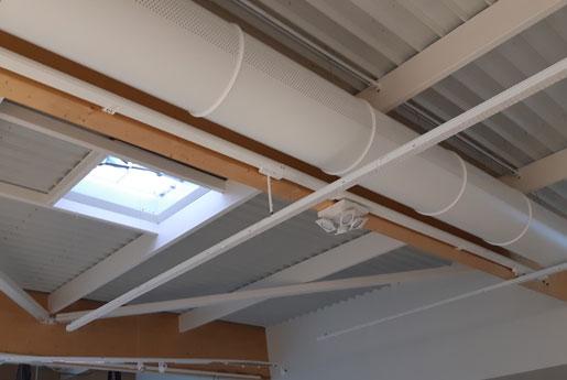 Installation d'un système de ventilation par Climarvo en Bretagne