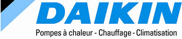 Logo partenaires Climarvor Daikin