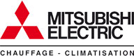 Logo partenaires Climarvor Mitsubishi