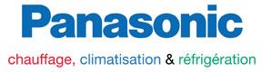 Logo partenaires Climarvor Panasonic