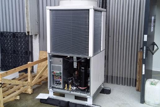Installation et maintenance d'équipement frigorifique en Bretagne à Dinan