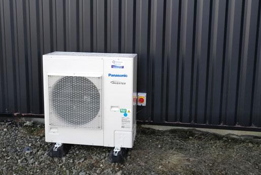 Installation d'un système de ventilation en Bretagne à Dinan par Climarvor