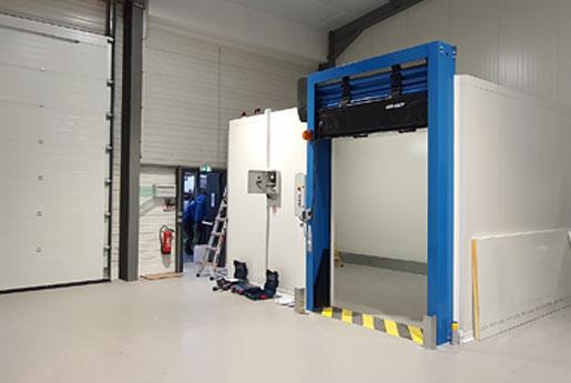 Installation et maintenance d'équipement frigorifique à Saint-Malo