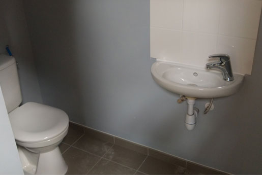 Installation de chauffe eau et de sanitaires à Saint-Malo avec Climarvor