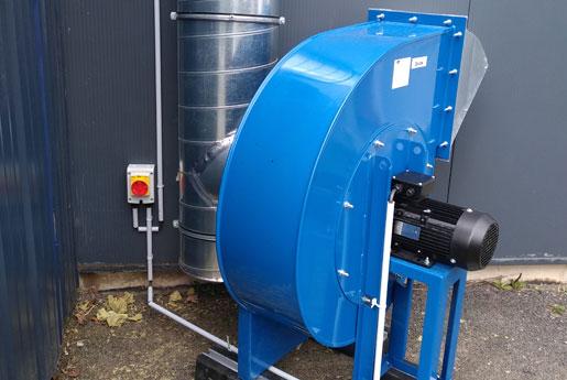 Système de traitement de l'air à Saint-Malo et Dinan